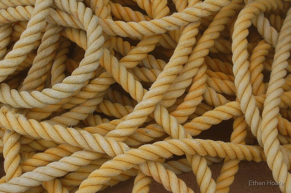 In a Knot by Ethan Hoare