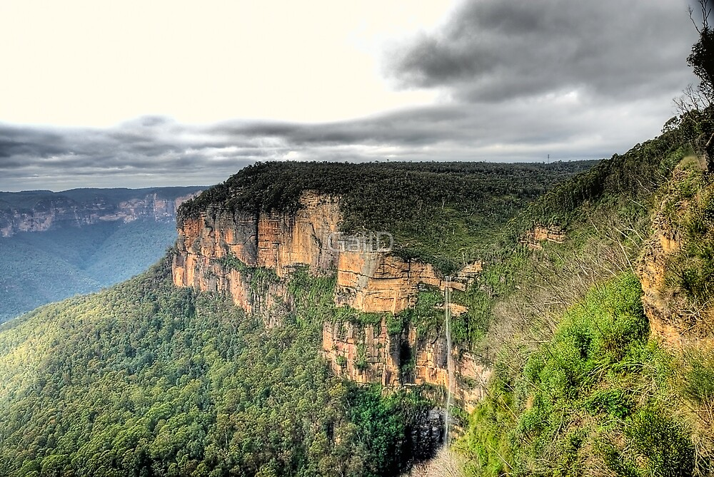 Govetts Leap by GailD