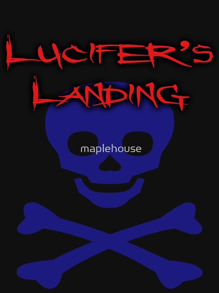 Lucifer's Landing by maplehouse