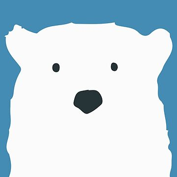 Arctic polar bear by -monkey-