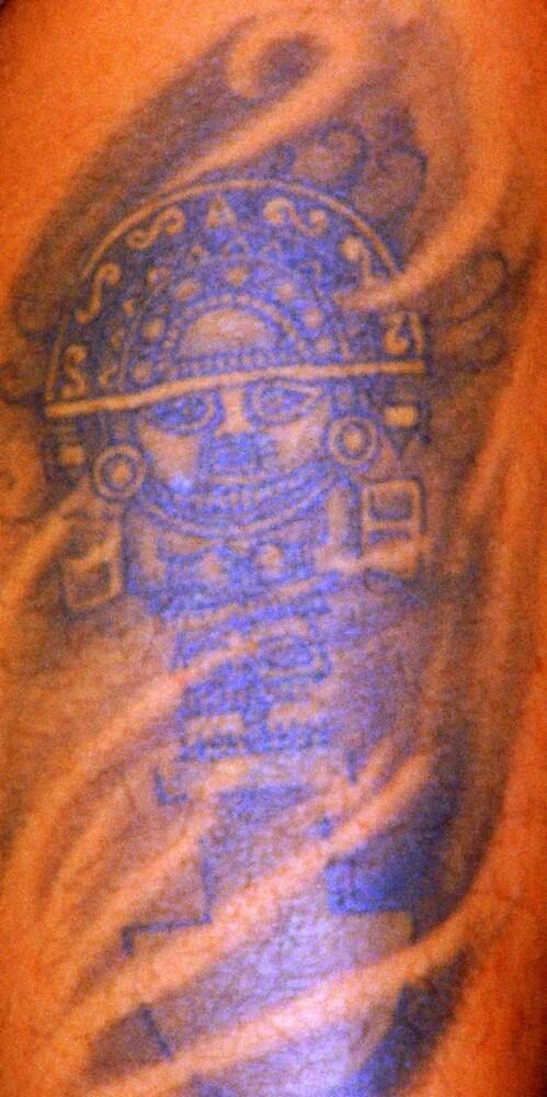 Tumi Tattoo by dtomw