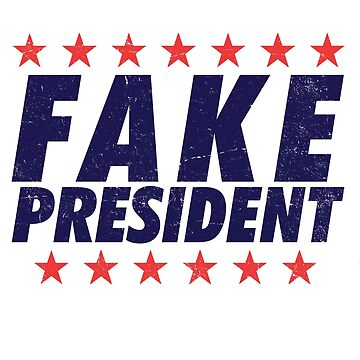 Fake President | Anti Trump Protest by 8645th