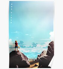 One Piece (Scenery) Poster