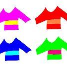 Shirts by Gabe-Draws