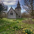 St Margaret Wychling by Dave Godden