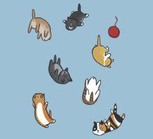 Kitten Rain by Damien Mason