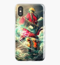 Naruto (Sage Mode) iPhone Case