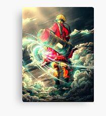 Naruto (Sage Mode) Canvas Print