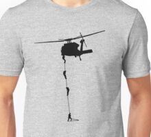 collecting the rent..... Unisex T-Shirt