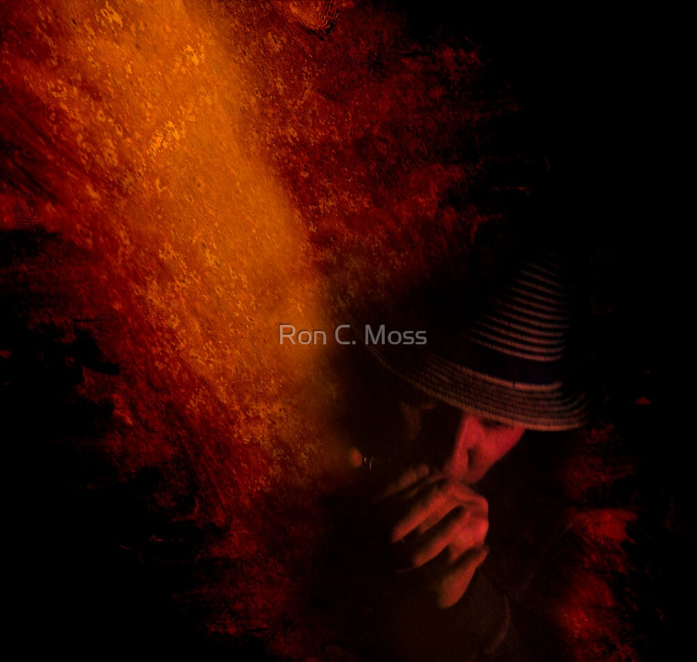 Firey Blues by Ron C. Moss