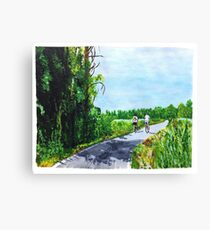 Call Me by Your Name landscape #5 Canvas Print
