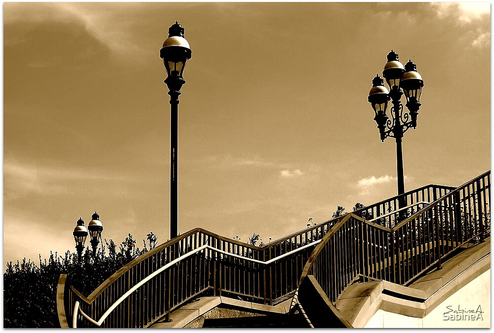 Stairway of Life by SabineA