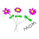 Flowers by Gabe-Draws