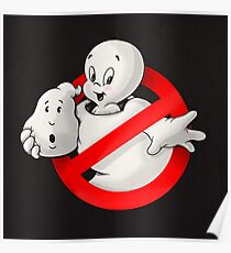 Ghost Buster Poster