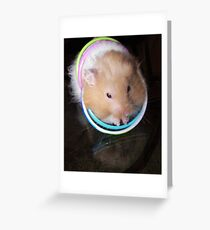 Butterfingers Greeting Card