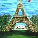 Judalees Parisian Holiday by WhiteDove Studio kj gordon