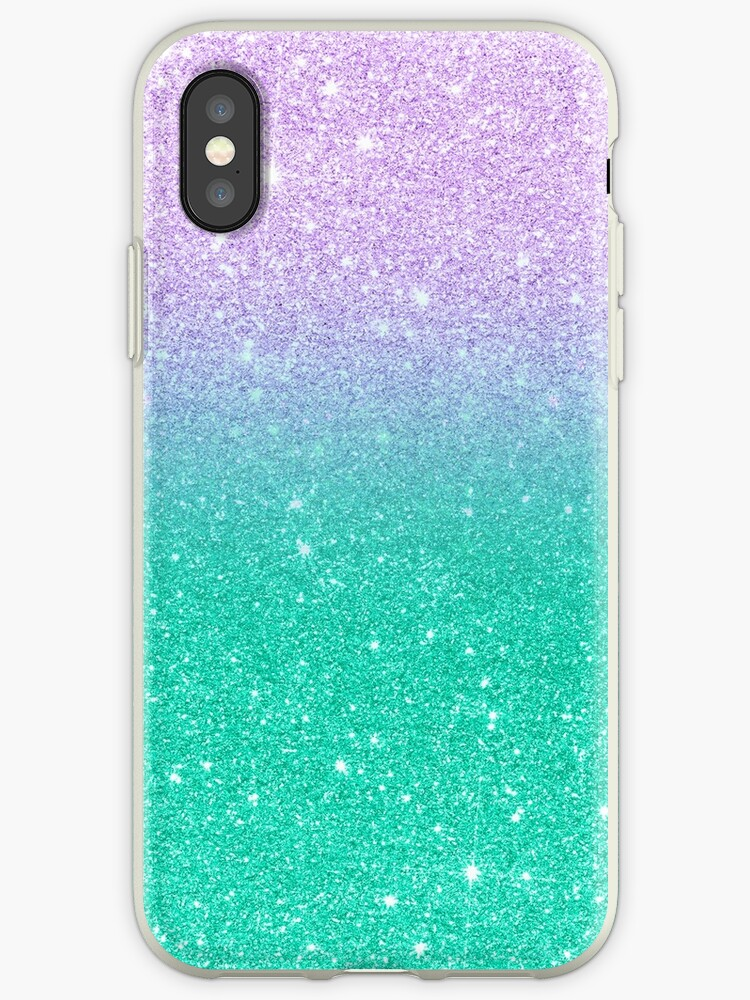 iphone xs case aqua
