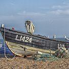 Bognor Boats by Lisa Kent