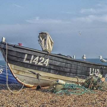 Bognor Boats by lisa1970