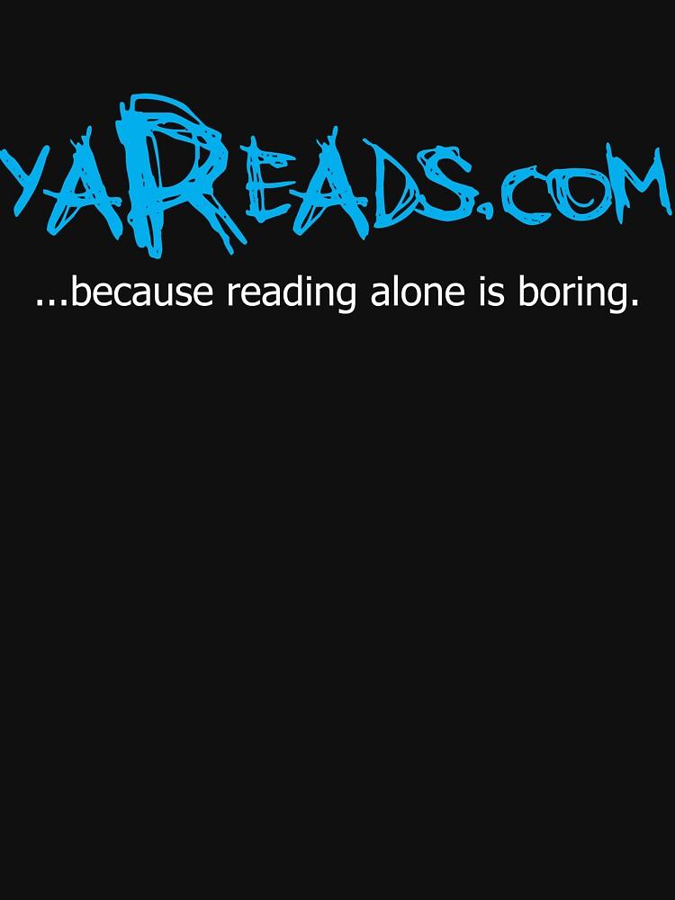 YA Reads in Blue  by yareads