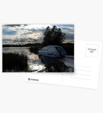 Norfolk Broads Postcards