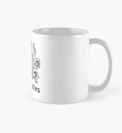 The Rolistes Podcast - Cthulhu Cat (Monochrome) Mug