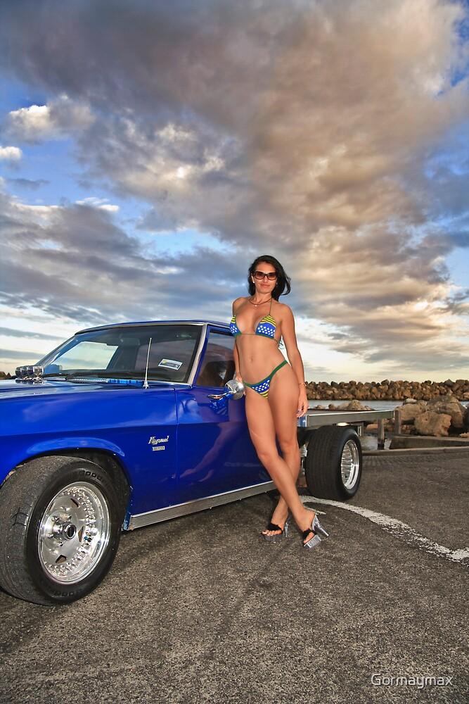 Car & Girl Shoot by Gormaymax