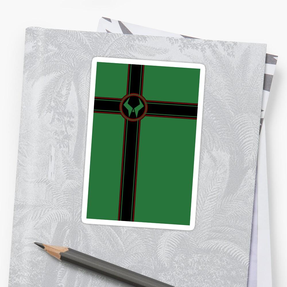 Latveria Flag by EnglishJack