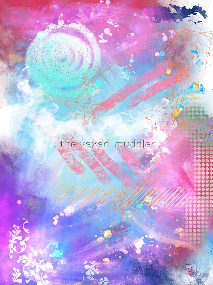 I Am Not Your Galactic Fantasy Narwhal by the vexed  muddler
