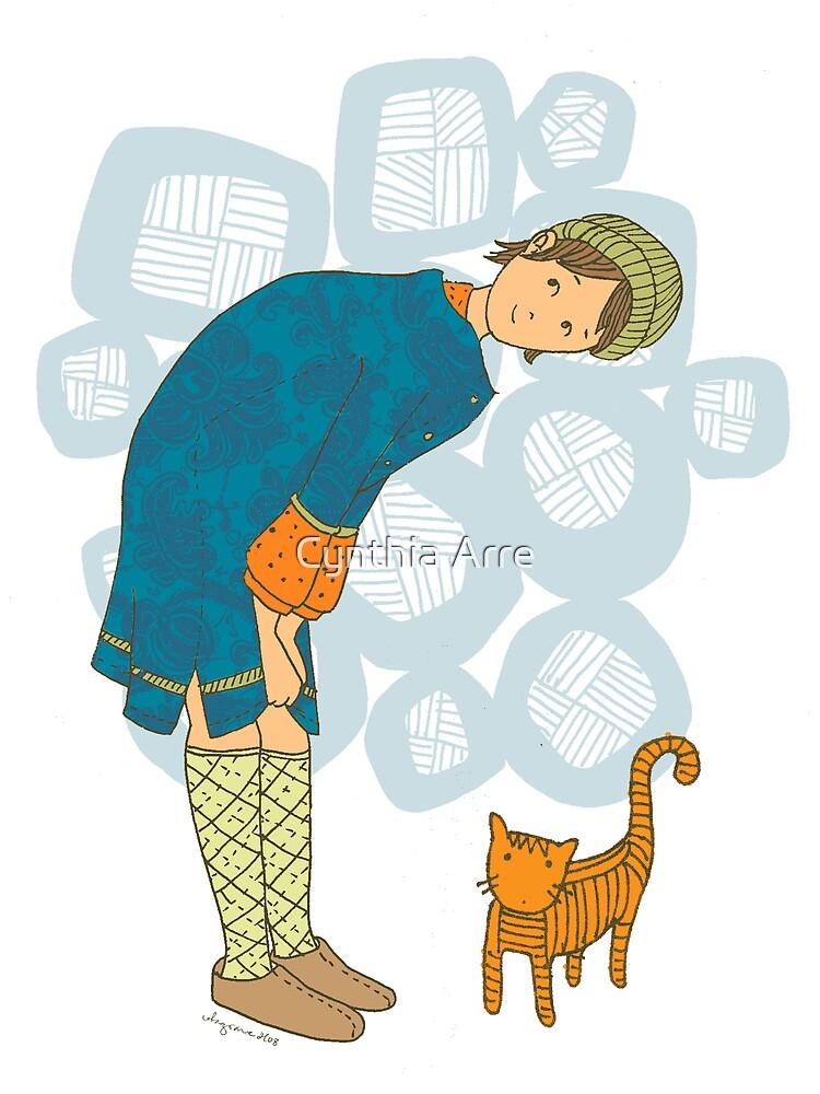 Kitten Smitten by Cynthia Arre