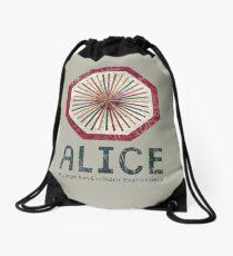 Mochila de cuerdas Alice Vintage Emblem