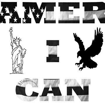 Amer I Can by UniqueCreator