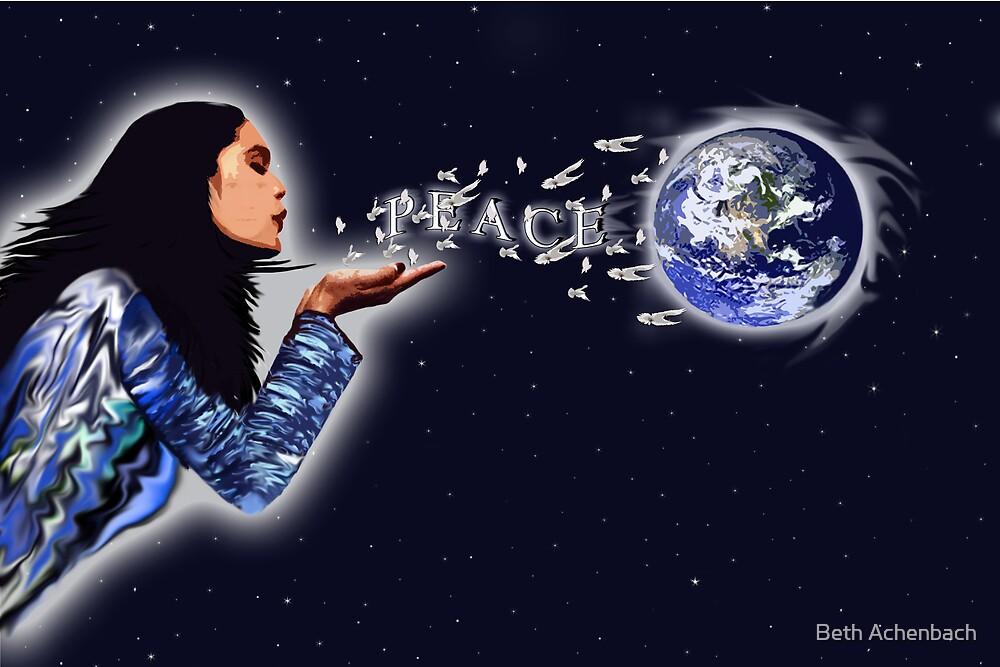 Peace On Earth by Beth Achenbach