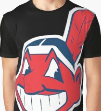 Chief Wahoo Cleveland Indians Graphic T-Shirt