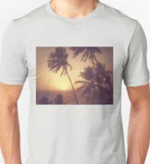 Sand, Beach, Sunset T-Shirt