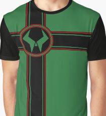 Latveria Flag Graphic T-Shirt