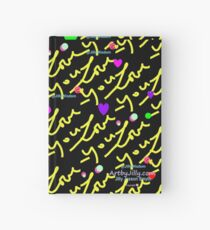 Love You More! Hardcover Journal