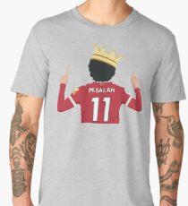 Mo Salah Egyptian King Liverpool FC Design Men's Premium T-Shirt