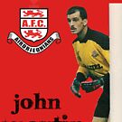 John Martin by Airdrieonians