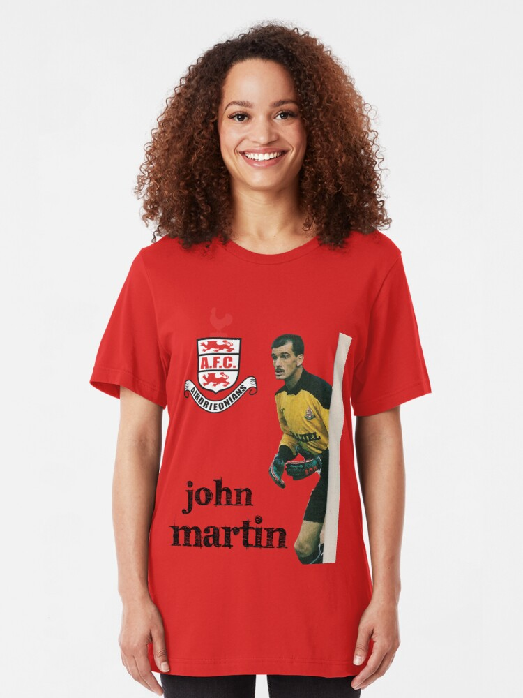 Alternate view of John Martin Slim Fit T-Shirt