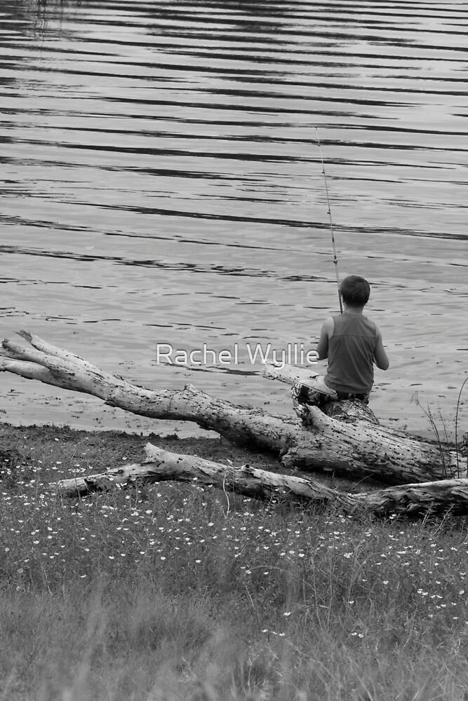 Lone Fisher Boy by Rachel Wyllie