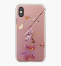 Harry Styles Flower Pattern iPhone Case