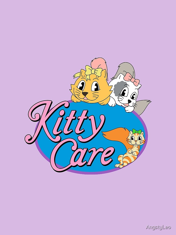 Kitty Care logo by AngstyLeo