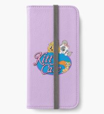 Kitty Care logo iPhone Wallet/Case/Skin