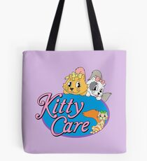 Kitty Care logo Tote Bag