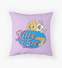 Kitty Care logo Floor Pillow