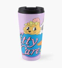 Kitty Care logo Travel Mug