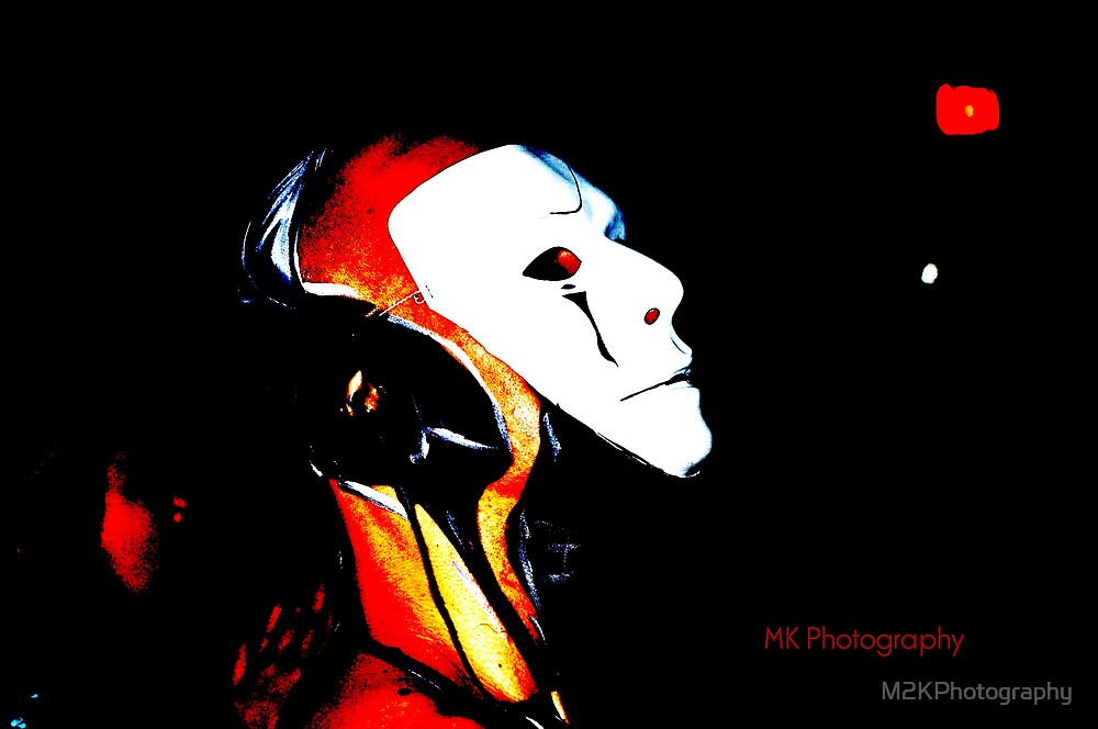 Mask by M2KPhotography