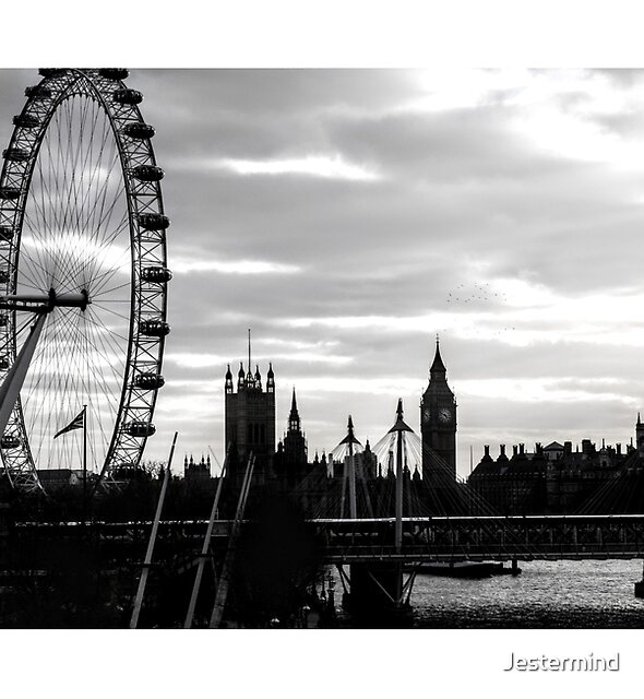 London View by Jestermind