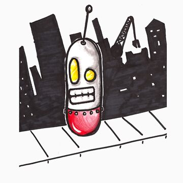 Pill Bot by Rubix